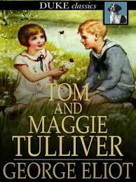 The fictional Maggie Tulliver