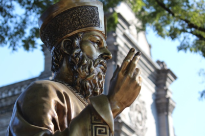Matteo Ricci - first exponent of scientific east-west diplomacy