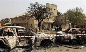 Carnage and Destruction Left by Boko Haram in Nigeria