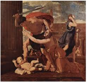 Herod orders the killing of the innocents - a parable for our own times