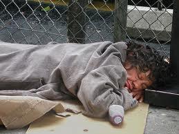 Homelessness Increasing