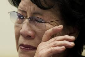 North Korea Prison Camps Kim Young Soon - a survivor giving testimony