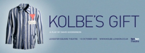 "Ten Ten theatre company and ""Kolbe's Gift"""