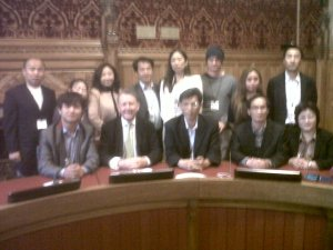 The Defector - shown in the British Parliament by Ann Shin - who made the powerful documentary