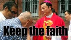 Shanghai's Bishop Ma under house arrest and stripped of his post as China's Communist authorities continue to persecute the country's Christians