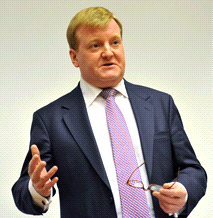 rt.Hon Charles Kennedy MP will put the case against a Yes vote in the Scottish Referendum