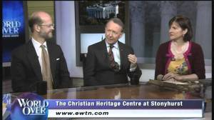 "EWTN ""The World Over"" with Raymond Arroyo"