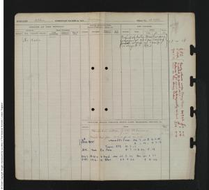 1918 - William Alton; RAF Service Record (findmypast; GBM_AIR79_2985_00165)