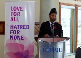 Ahmadiyya Muslims are persecuted in Pakistan