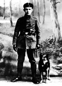 Erich Maria Remarque who wrote All Quiet On The Westen Front