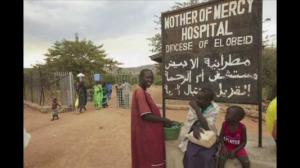 "Bombing of the hospital is ""a war crime"" by Khartoum's Government"