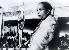 Dalit rally Dr.Ambedkar