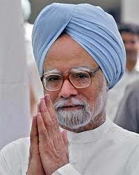India's Prime Minister, Dr Manmohan Singh