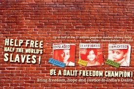 Dalits are trafficked and exploited. Who will raise their voice on their behalf?