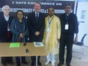 The London Conference - Make Caste History