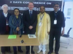 The London Conference - Make Caste History