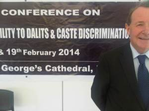 It's not people who should be made untouchable but the caste system
