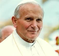 Pope John Paul II said: