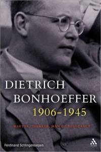 """Silence in the face of evil is itself evil""- Dietrich Bonhoeffer"