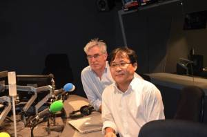North Korean Poet, Mr.Jang, has broadcast on BBC World Service - which cannot be heard on the Korean peninsula.