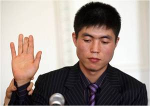 Shin Dong Hyok told my Parliamentary Committee that as a child, he witnessed fellow child prisoners being killed through accidents and beatings. He saw his mother and brother executed in Camp 14.