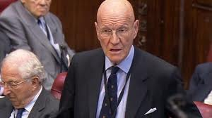 Lord Wright of Richmond - former British Ambassador to Syria