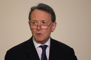 David Alton delivers the 2012 Tyburn Lecture