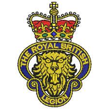 royal british legion crest