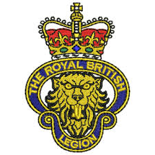 royal british legion crest