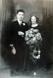 1939 war time wedding