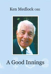 Ken Medlock A_Good_Innings_KMedlock_Cover