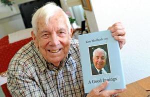 "Ken Medlock's autobiography: A Good Innings"""