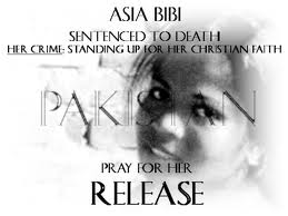 asia bibi her crime standing for her faith