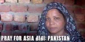 asia bibi pray for her