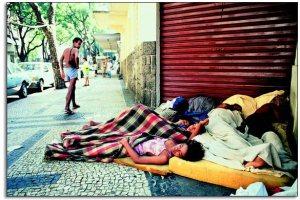 brazilian street children
