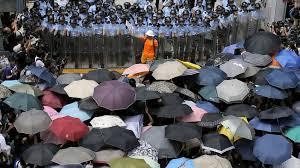 Hong Koing protests 1
