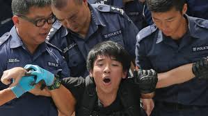 Hong Kong protests 2