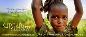orphans - sunday Isaiah