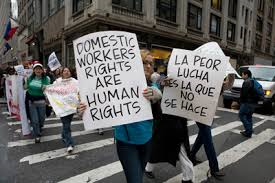 modern slavery domestic workers