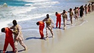 Eritrean Christian refugees have been abducted by ISIS and face execution