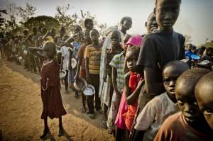 South Sudanese Refugees