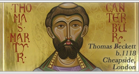 Thomas Becket...Honorable?