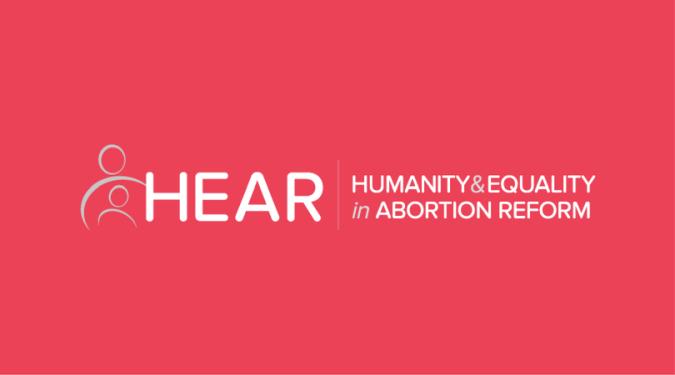 Hear campaign logo landscape