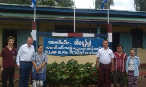 Pk' Law Gaw School - Supported by UK Charity The Epiphany Trust