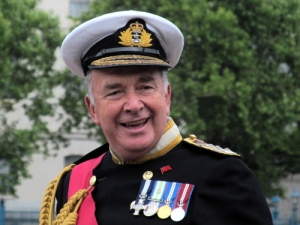 Admiral the Lord West of Spithead - former First Sea Lord