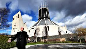 Rt.Revd.Malcolm McMahon OP - Archbishop of Liverpool