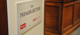 Premier Lecture