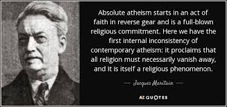Jacques Maritain quote