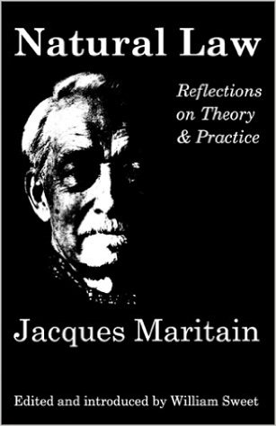maritain and natural law