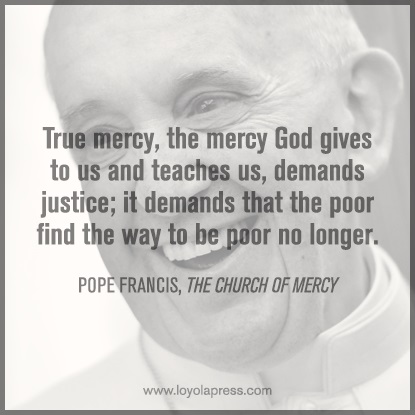 Pope Francis Mercy